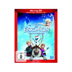 Die Eiskönigin 3D & 2D BD (Blu-ray) Blu-ray