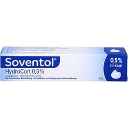 SOVENTOL Hydrocort 0,5% Creme 30 g