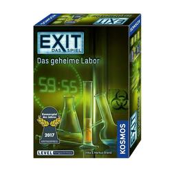 Kosmos Spiel, Exit - Das Spiel - Das geheime Labor