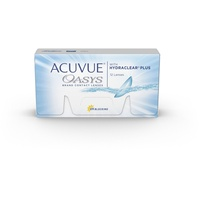 Acuvue Oasys for Astigmatism 12 St. / 8.60 BC / 14.50 DIA / -3.25 DPT / -0.75 CYL / 90° AX