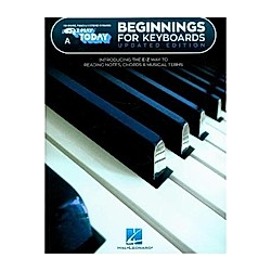 Beginnings for Keyboards - Book A - Buch
