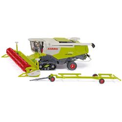 Siku Spielzeug-Mähdrescher SIKU Farmer, Claas Lexion 770 mit Raupenfahrwerk