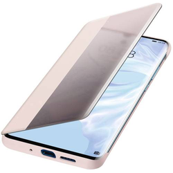 HUAWEI Smart View Flip Cover Flip Cover P30 Pro Pink
