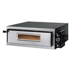 GGG Pizzaofen 835x835x335 mm 400 V 48 kW 50C-450 C Breite mit Thermostat 925 mm B4