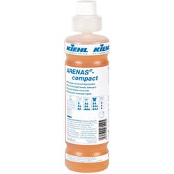 Kiehl ARENAS®-compact Universal-Waschmittel, Phosphatfreies, enzymhaltiges Waschmittel mit ausgezeichneter Waschleistung, 1000 ml - Flasche (1 Karton = 6 Flaschen)