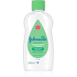 Johnson's® Care Öl mit Aloe Vera 200 ml