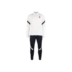 Nike Trainingsanzug Frankreich Dry Strike Em 2021 (2-tlg) weiß XL