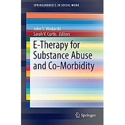 E-Therapy for Substance Abuse and Co-Morbidity - Buch