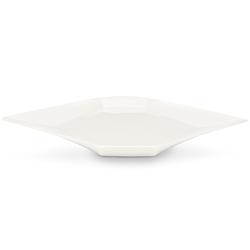 Swan-Dessertteller 19 x 19 cm