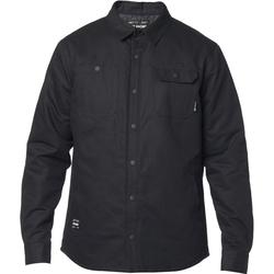 Hemd FOX - Montgomery Lined Work Shirt Black (001)