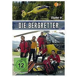 Die Bergretter - Staffel 9 - DVD  Filme