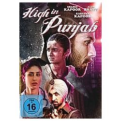 High in Punjab - DVD  Filme