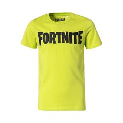 Fortnite T-Shirt Fortnite T-Shirt für Jungen grün 152