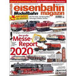 EISENBAHN MAGAZIN - Messe-Report 2020: Buch von
