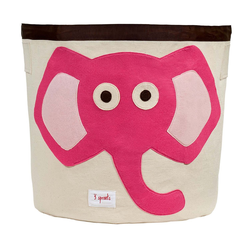 3 Sprouts - Aufbewahrungskorb Elefant