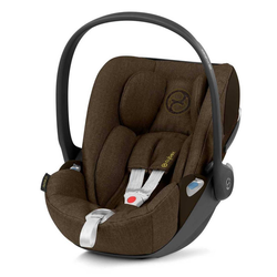 CYBEX Cloud Z i-Size Babyschale Khaki Brown Plus