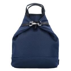 Jost Mesh X-Change XS City Rucksack 32 cm blau