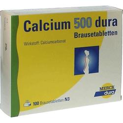 Calcium 500 dura