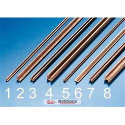 Krick Holzprofil gerade H 3x3x500(2Stk) / 81636