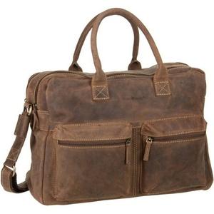 Greenburry Laptoptasche Vintage 1674 Business-Officebag, Aktentasche