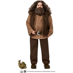 Mattel® Anziehpuppe Harry Potter Puppe, Rubeus Hagrid