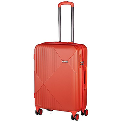Check In Liverpool 4-Rollen Trolley 68 cm - rot