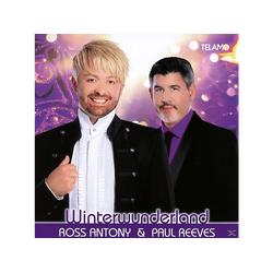 Antony, Ross / Reeves, Paul - Winterwunderland (CD)