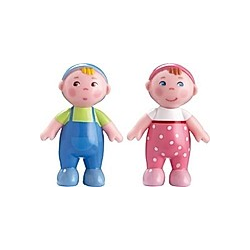 HABA Little Friends Babys Marie und Max