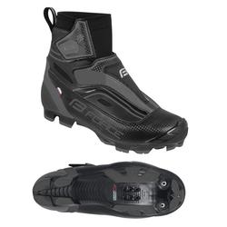 FORCE MTB ICE, Winter Fahrrad Schuhe, Wasserdicht Fahrradschuh 42