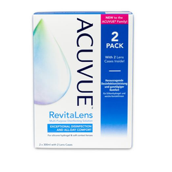 Acuvue Revitalens 2 x 300 ml