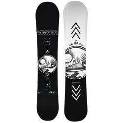 VIMANA KOSKI Snowboard 2020 black - 159