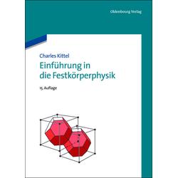Einführung in die Festkörperphysik als Buch von Charles Kittel