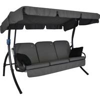 Angerer Comfort Design Style grau 3-Sitzer