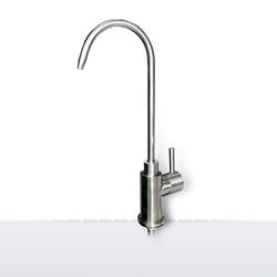 EDELSTAHL Wasserhahn Berlo für Wasserfilter und Wasserspender