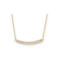 JuwelmaLux Collier Collier Gold