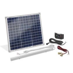 Solar Inselanlage 30 Watt mit 8 Watt LED Leuchte