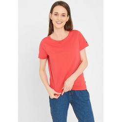 REDGREEN T-Shirt Jenna Mit Marken-Logo rot M (40/42)