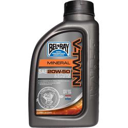 Bel-Ray V-Twin 20W-50 Mineral Motoröl 1 Liter