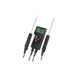 P4005W Wasserdichtes Profi-Thermometer, 2-Kanal, für PT100 Sensoren