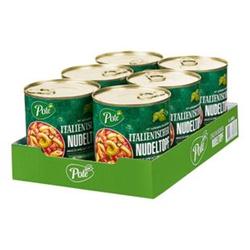 Pote italienischer Nudeleintopf 800 g, 6er Pack