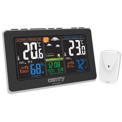 Camry CR-1174 Funkwetterstation (Farbdisplay, Wettervorhersage mit Kalender)