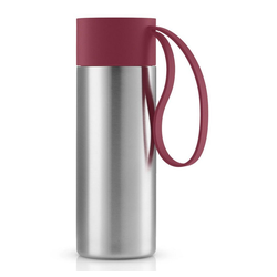 Eva Solo Coffee-to-go-Becher To Go Cup Pomegranate 350 ml