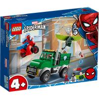Lego Marvel Super Heroes  Vultures LKW-Überfall 76147