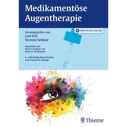 Medikamentöse Augentherapie: Buch von