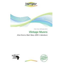 Vintage Munro als Buch von