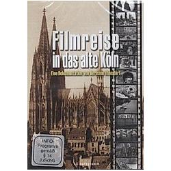 Filmreise in das alte Köln - DVD  Filme