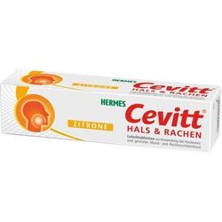 Cevitt Hals & Rachen Zitrone