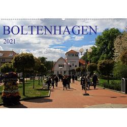 Boltenhagen 2021 (Wandkalender 2021 DIN A2 quer)