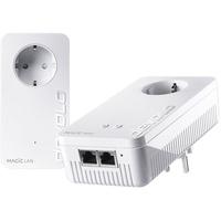 devolo Magic 2 WiFi 2-1-2 WLAN Starter Kit (2 Adapter)