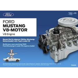 Bausatz Ford Mustang V8-Motor